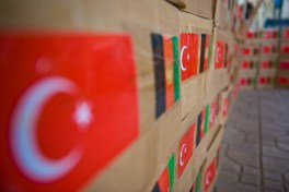 Turkish Humanitarian Aid in Afghanistan